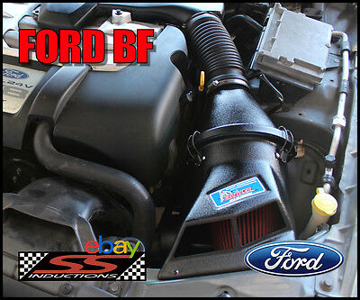Ford Bf Boss V8, Xr8, Gt & Gtp - Ss Inductions Growler Cold Air Induction