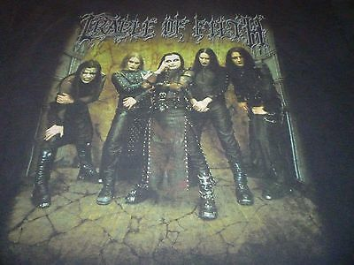 Cradle Of Filth Shirt ( Used Size XL ) Good Condition!!!