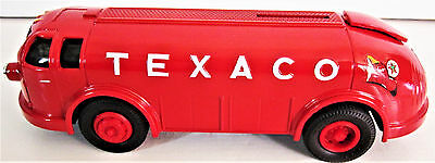 Texaco 1934 Diamond T Tanker Truck/Bank