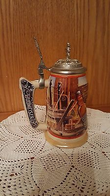 Anheuser Busch Budweiser Collectors Club 1999 The Golden Age of Brewing Stein
