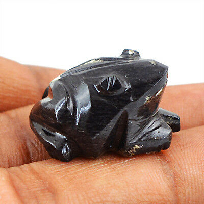 Wholsale Price 36.65 Cts Natural AAA Carved Forg Pyrite Gemstone - Big Deal