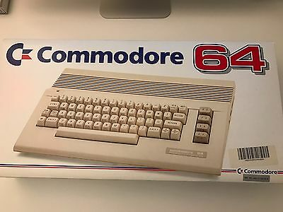 Brand New Commodore 64 Personal Computer  - Free Shipping