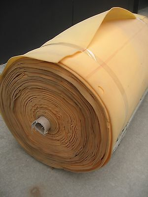 LARGE QUANTITY ROLL 3mm FOAM RUBBER 1300mm WIDTH, PACKAGING, UPHOLSTERY, CRAFT