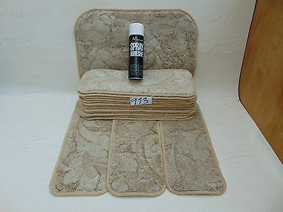 Stair pads / treads 15 off and 1 Big Mats with a FREE can of SPRAY GLUE # 913-4