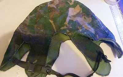 us army m1 helmet cover and chinstrap