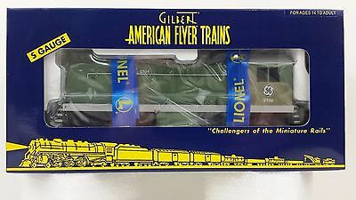 American Flyer 6-48270 NASG 2008 Baldwin GE Switcher #2708 New In Box C-9