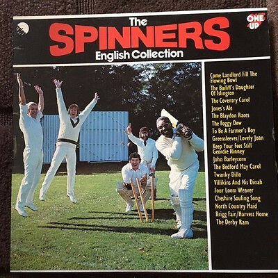The Spinners English Collection VERY GOOD (VINYL ALBUM LP One Up OU 2120)