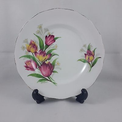 Vintage China Replacement Side Plate by Royal Standard Fantasy Pattern