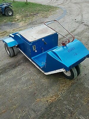 golf buggy honda 5.5hp