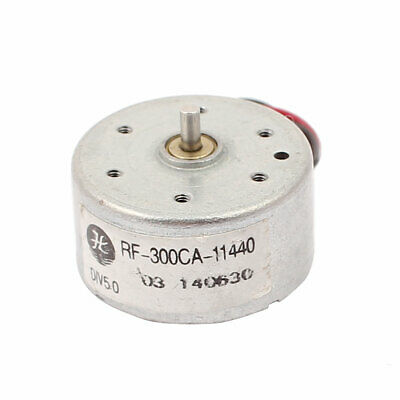 DC 3-5V 7500RPM 2 Wired High Torque Micro Motor for Remote Control Toy Car