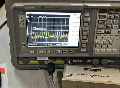 Schaffner RSG Reference Spectrum Generator Comb 30 MHz to 2 GHz and up