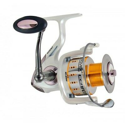 Jarvis Walker Ceratec 6000 Front Drag Fishing Reel with two Handles