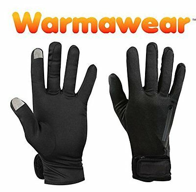 Dual Fuel Battery Heated Performance Gloves by Warmawear - Large
