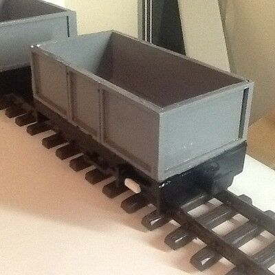 OPEN WAGONS FOR GARDEN RAILWAY. SM32 16mm SCALE
