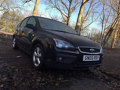 Ford Focus 1.6L Diesel Black 2005