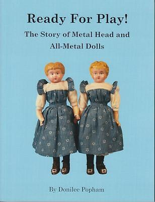 Ready for Play!: The Story of Metal Head and All-Metal Dolls, Tin Aluminum Doll