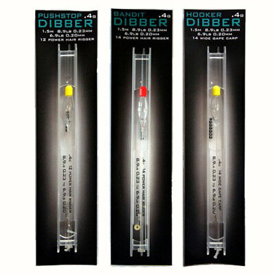 Drennan Crystal Dibber Hooker Rig, Coarse & Match Fishing
