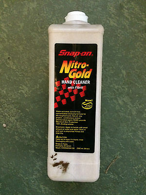Snap On Nitro Gold Hand Cleaner - SnapOn#: WOD2025ACSA - RRP £25.68