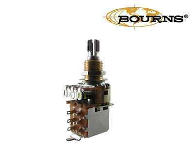 Bourns Mini Push-Pull Audio/Log Potentiometer (Choice of Resistance)