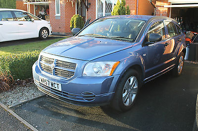 2008 Dodge (Usa) Caliber Se Blue Full Mot Fsh Outstanding