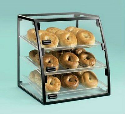 Cal-Mil (1708-1318) Self-Serve 3-Tier Pastry Display Case (18X16)