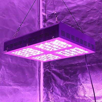VIPARSPECTRA Reflector-Series 600W LED Grow Light Full Spectrum for Indoor