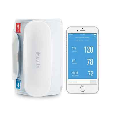 iHealth Feel (BP5) - Arm Bluetooth Blood Pressure Monitor for iPhone/Android