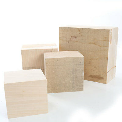 Lime Carving Blanks, 120mm thick, Sawn Square