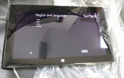 Microsoft Surface Pro 128GB Wi-Fi 10.6in Dark Titanium Touch Tablet 8 Pro
