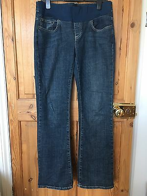 Seraphine Under Bump Maternity Jeans -Size 14