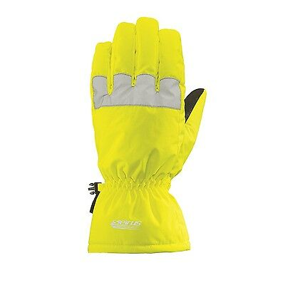 Seirus 8103.1.5654 HWS Mountain Challenger Glove Hi Vis Yellow - Large