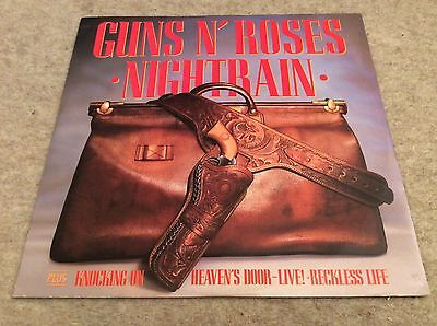 Guns N Roses. Nightrain. 12 Inch Vinyl Single. Excellent Condition.
