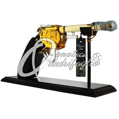 Grappa - Bonollo Amarone Riserva Barrique Revolver Idea Regalo