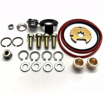 Turbo Rebuild Repair Service Kit KKK K14 K16 Turbocharger (360 Bearings & Seals)