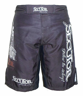 MMA Grappling Short UFC Cage Fight Kick Boxing Martial Arts Fighter Shorts