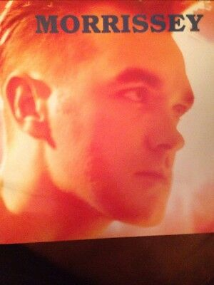 "MORRISSEY Interesting Drug UK 12"" VInyl Very Good To Excellent Condition"