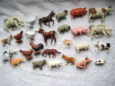 25 Farm Animals
