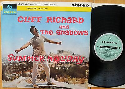 COLUMBIA SCX 3462 Cliff Richard And The Shadows Summer Holiday Stereo B/s