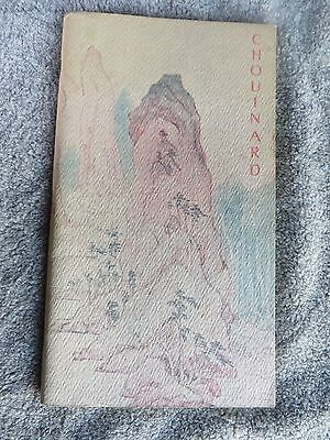 Chouinard Catalog  1972   Signed by Chouinard and Frost