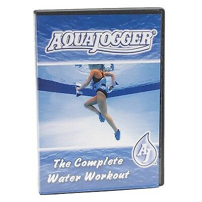 The Complete Aquajogger Water Workout -DVD