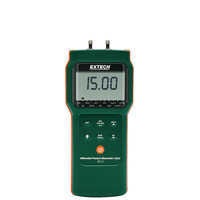 Extech PS115 Differential Pressure Manometer (15 psi)