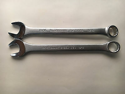"""Blackhawk BW-1167A Combination Wrench 13/16"""" 12-Point (2 Pieces)"""