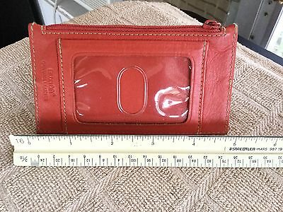 Buxton Womens Leather Wallet Money Credit Card ID Holder Front Pocket Slim