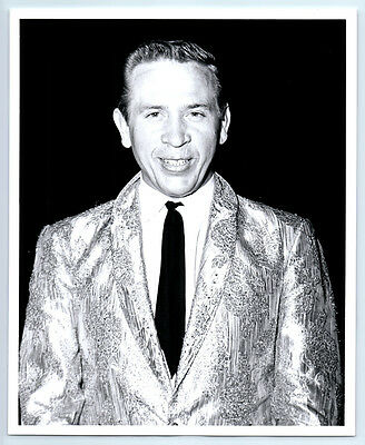 1950's Vintage BUCK OWENS Publicity Photo COUNTRY MUSIC / Hee Haw