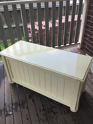 Blanket Or Toy Box /Trunk/ Chest