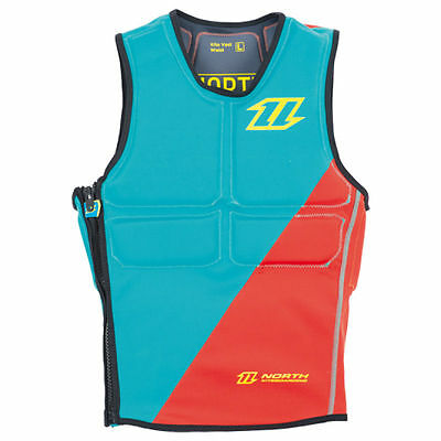 North Kiteboarding Impact Kite Vest X-Large Waist Kitesurfing Buoyancy 54/XL
