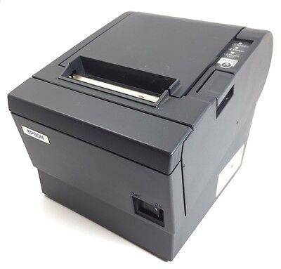 Epson TM-T88IIIP Point of Sale Thermal Printer With Cords Register Model M129C
