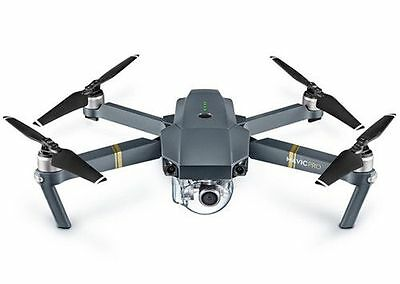 DJI Mavic pro 3-axis mechanical gimbal with 4K Stabilized Camera 27 minutes