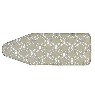"""BBB REVERSIBLE  Extra-WIDE 1/2"""" Ironing Board Cover & Pad 18W"""" x 49L"""""""
