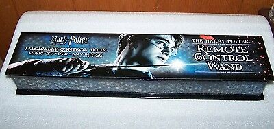 The HARRY POTTER Remote Control Wand Official Noble Collection Universal New